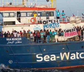 sea watch migranti