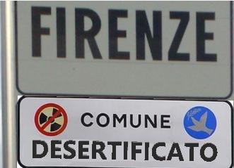 comune desertificato