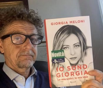 Io sono Giorgia libro